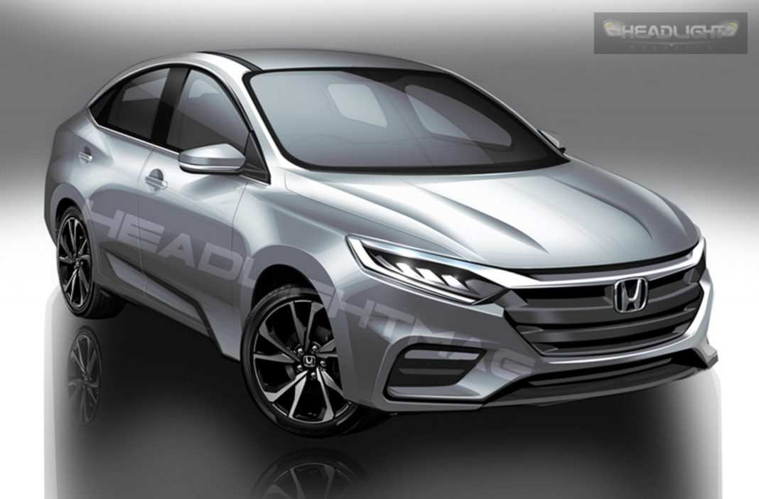 57 All New Honda Baru 2020 Spesification