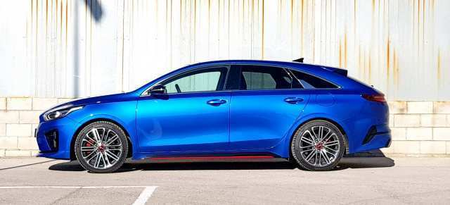 57 All New Kia Pro Ceed Gt 2019 Spesification