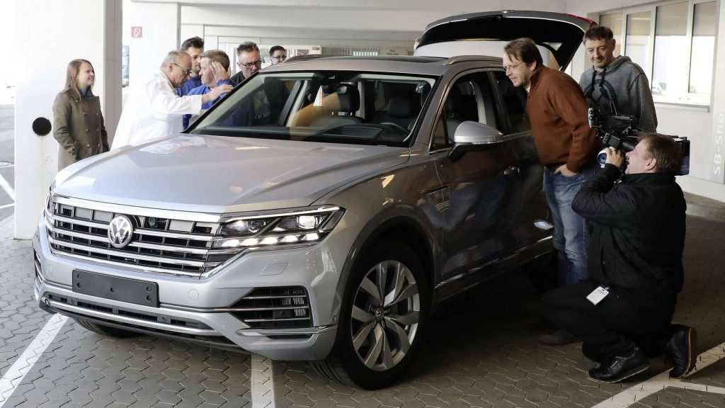 57 All New Linha Volkswagen 2019 First Drive