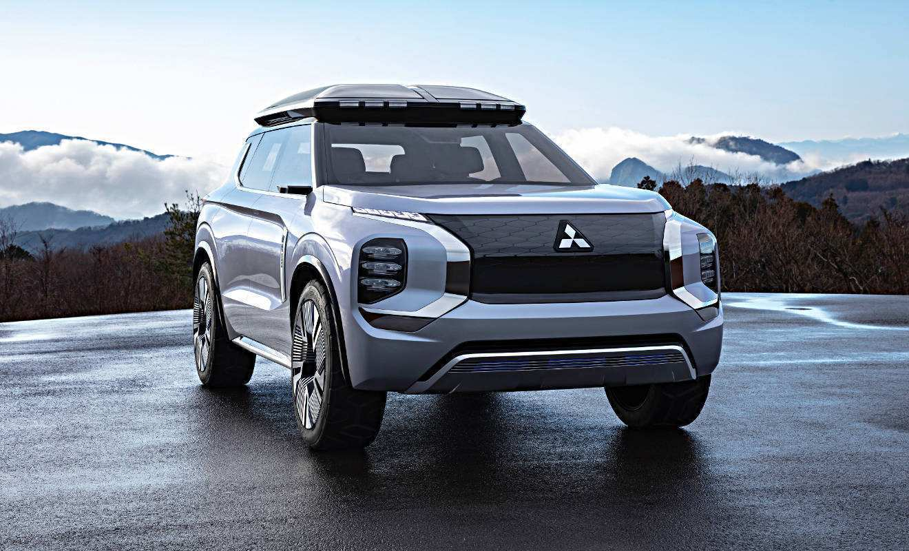 57 All New Mitsubishi Eclipse Cross Hybrid 2020 Pictures