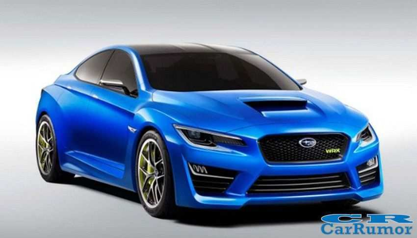 57 All New Subaru Wrx 2019 Release Date Spy Shoot