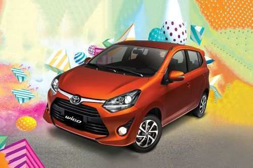 57 All New Toyota Wigo 2019 Philippines Price Design And Review