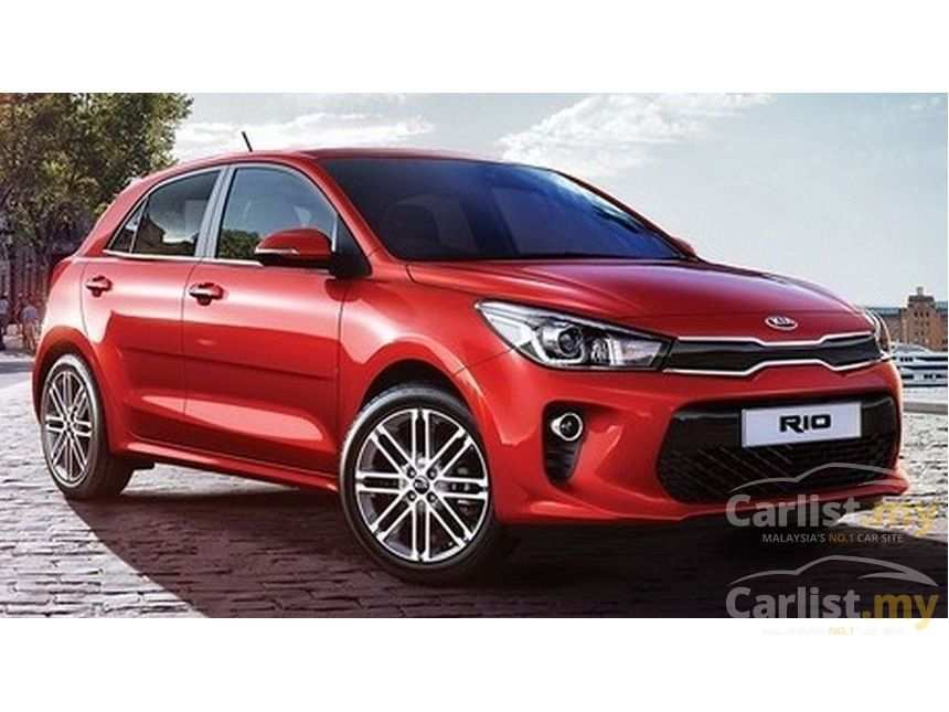 57 Best 2019 All Kia Rio Redesign