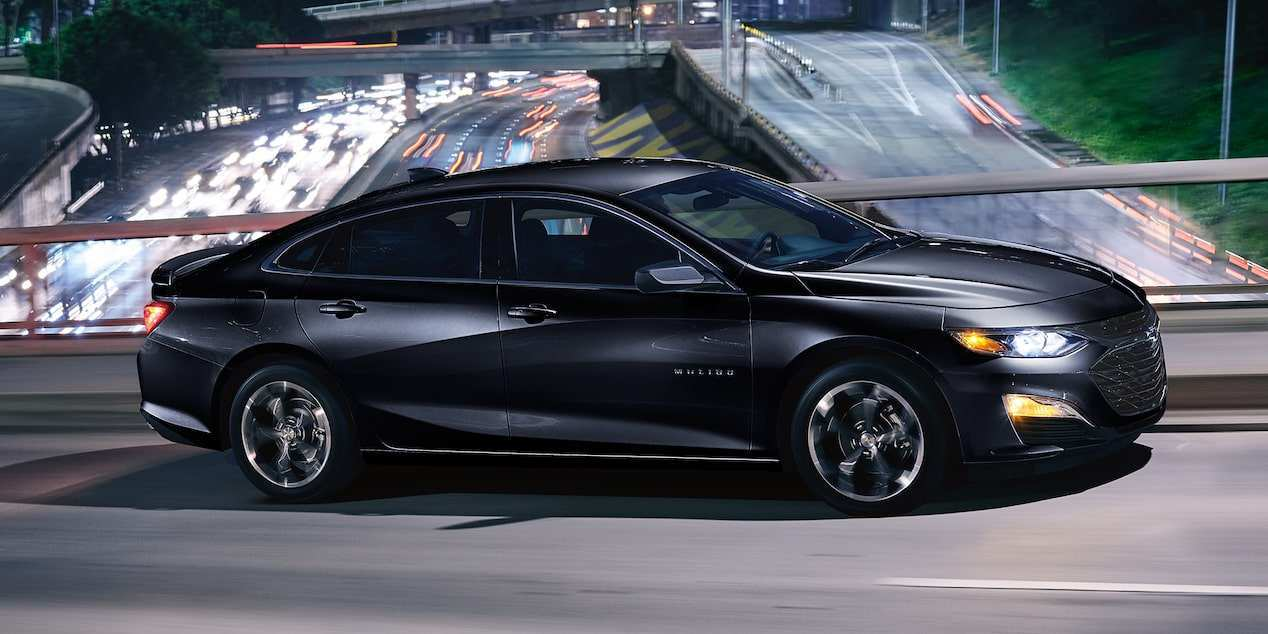 57 Best 2019 Chevrolet Malibu Release Date And Concept