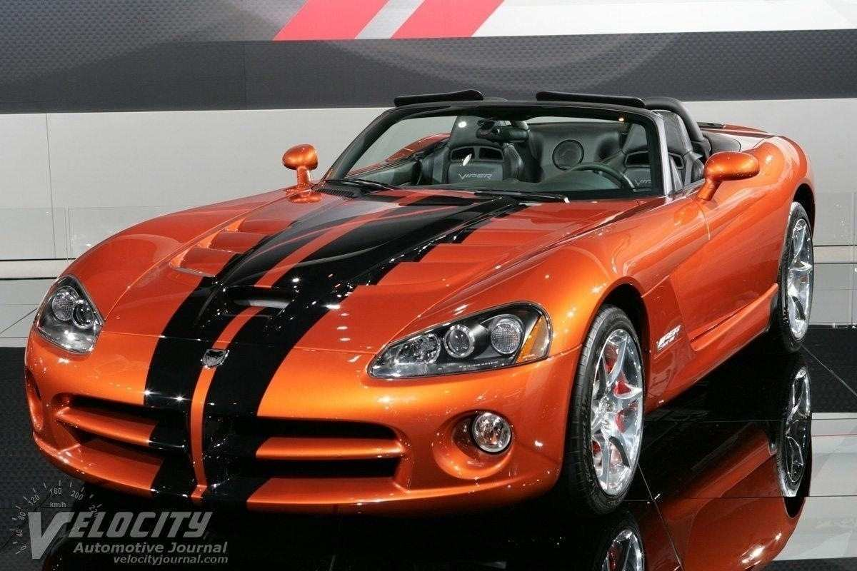 57 Best 2019 Dodge Viper Roadster Review And Release Date