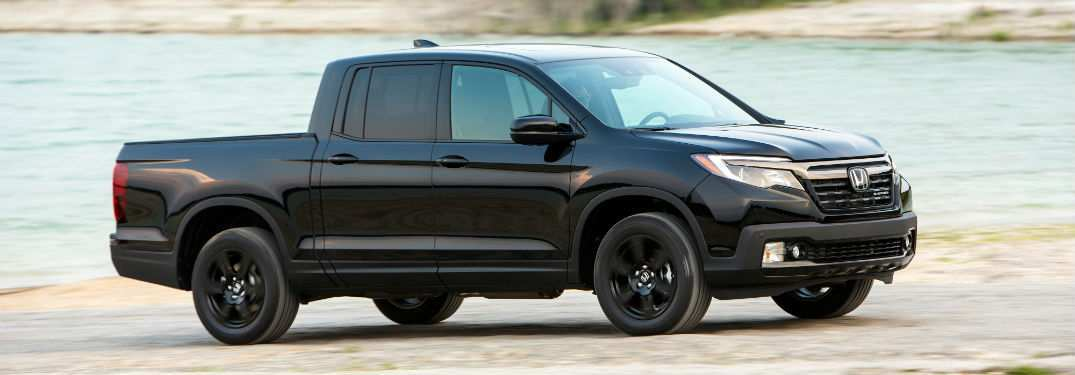 57 Best 2019 Honda Ridgeline Engine