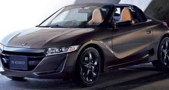 57 Best 2019 Honda S660 Research New