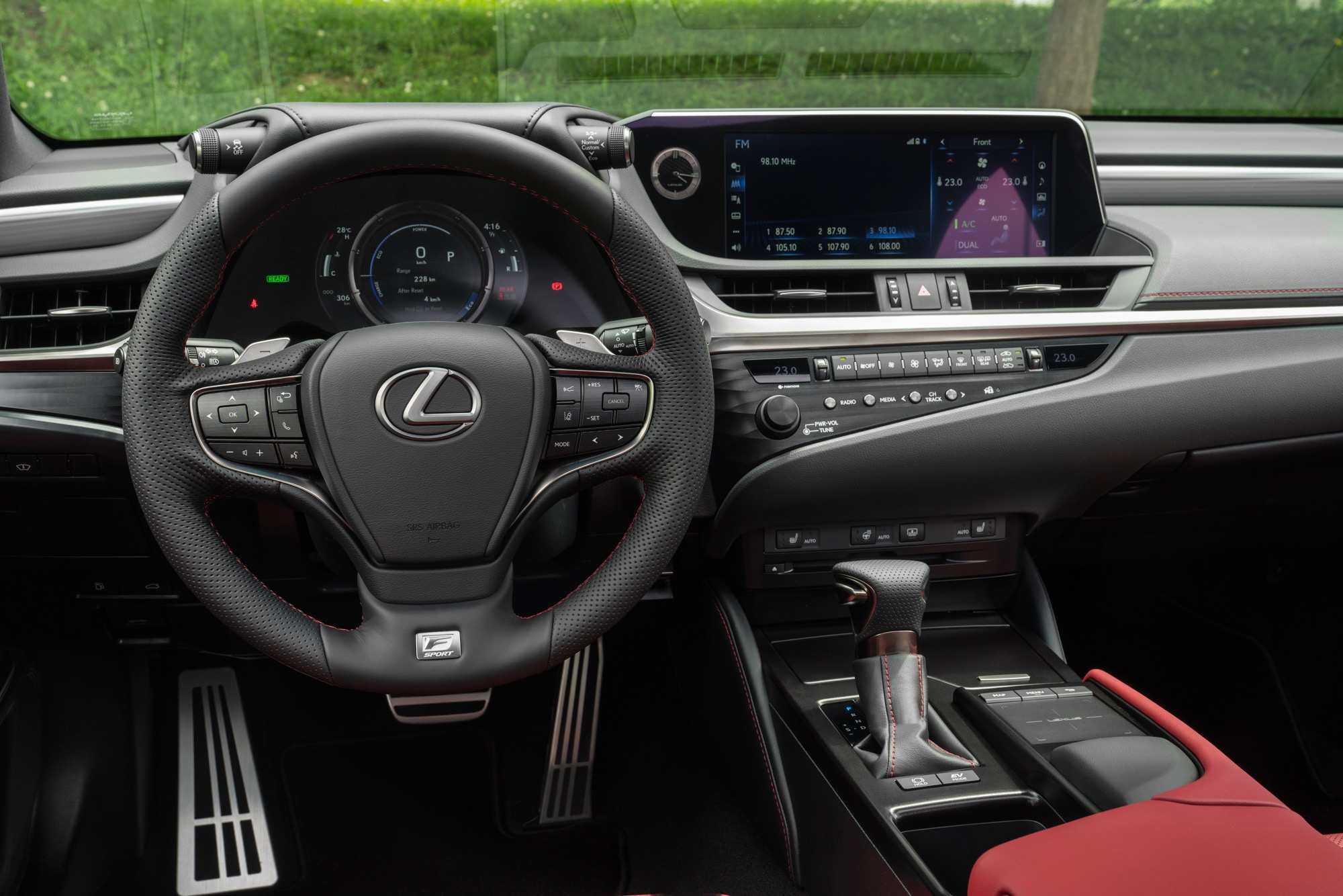 57 Best 2019 Lexus Es 350 Interior Price Design And Review