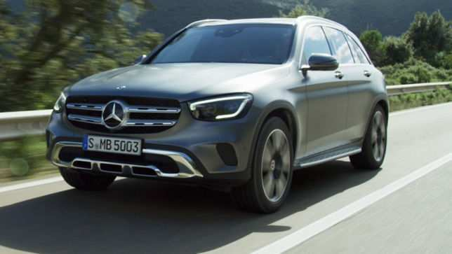 57 Best 2019 Mercedes Glc Concept