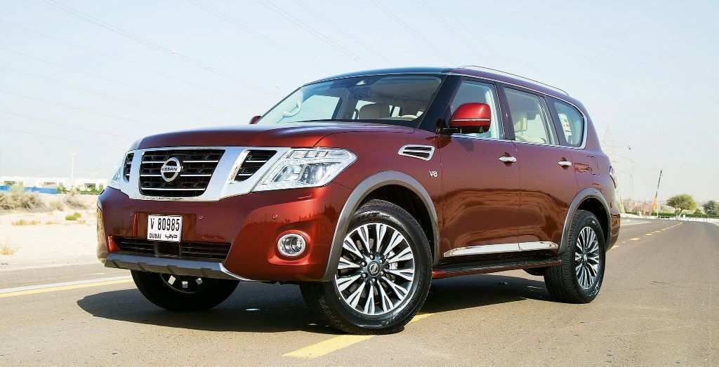 57 Best 2019 Nissan Patrol Price Design And Review