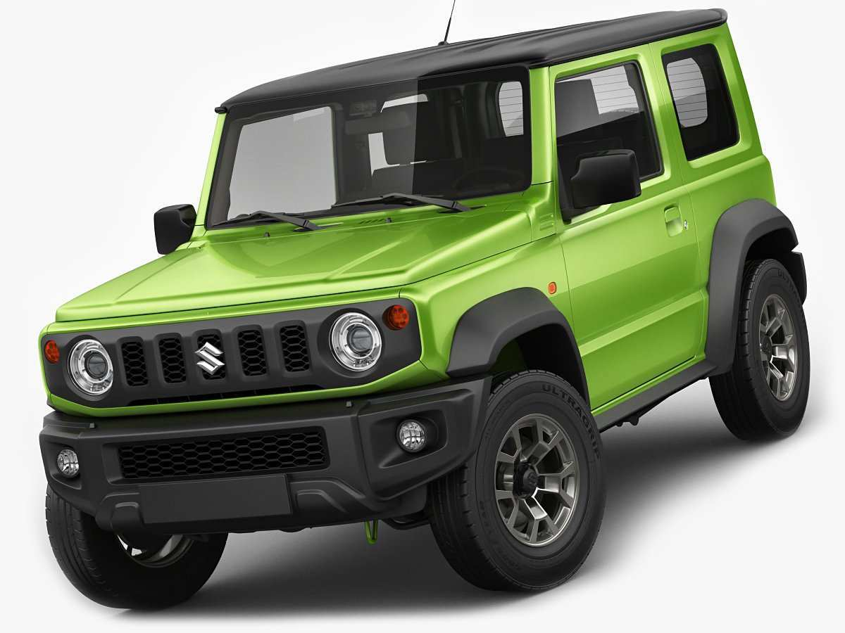 57 Best 2019 Suzuki Jimny Model Spesification