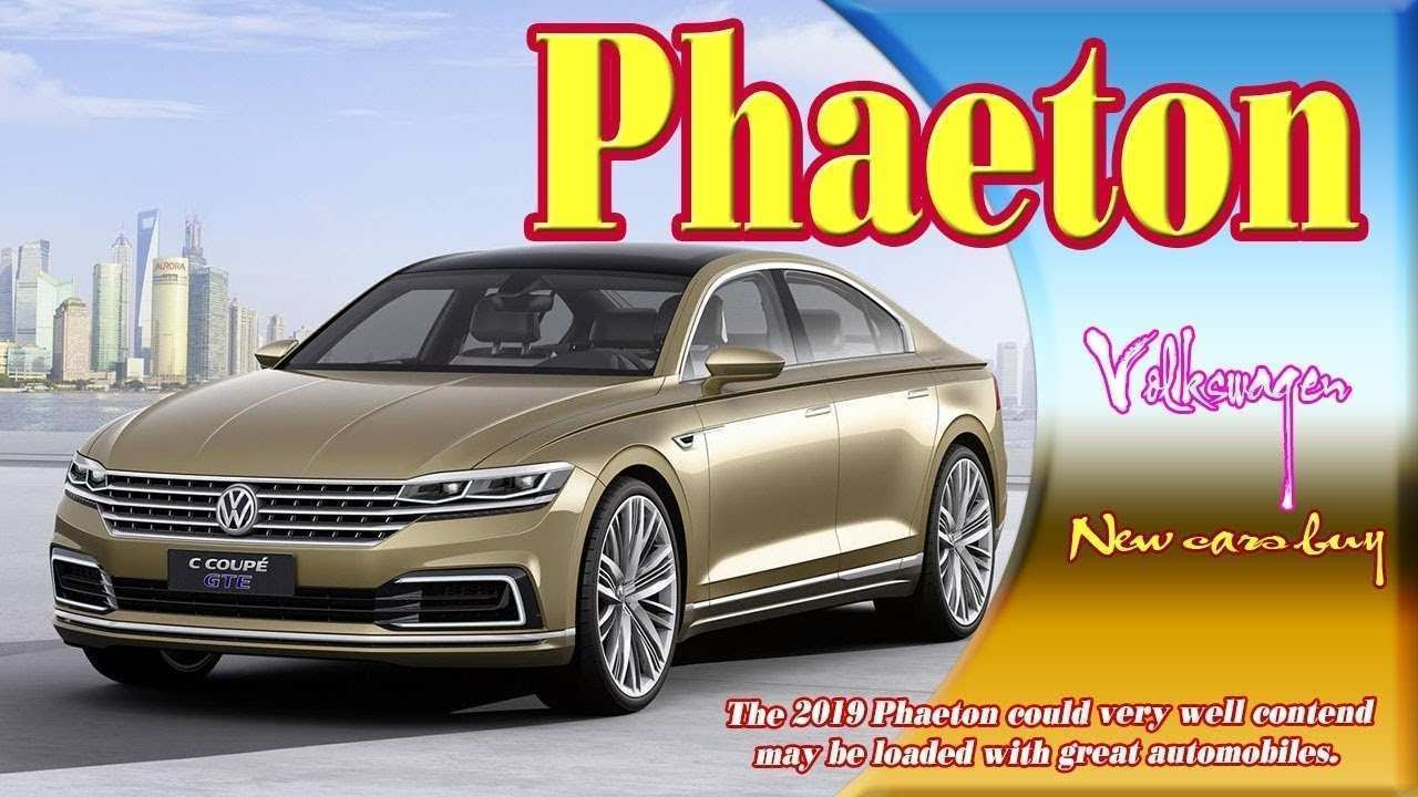 57 Best 2019 VW Phaeton Performance And New Engine