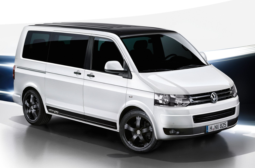 57 Best 2019 Volkswagen Transporter Interior