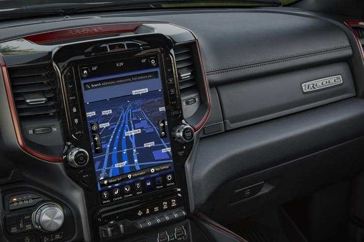 57 Best 2020 Dodge Ram 3500 Interior Price And Release Date