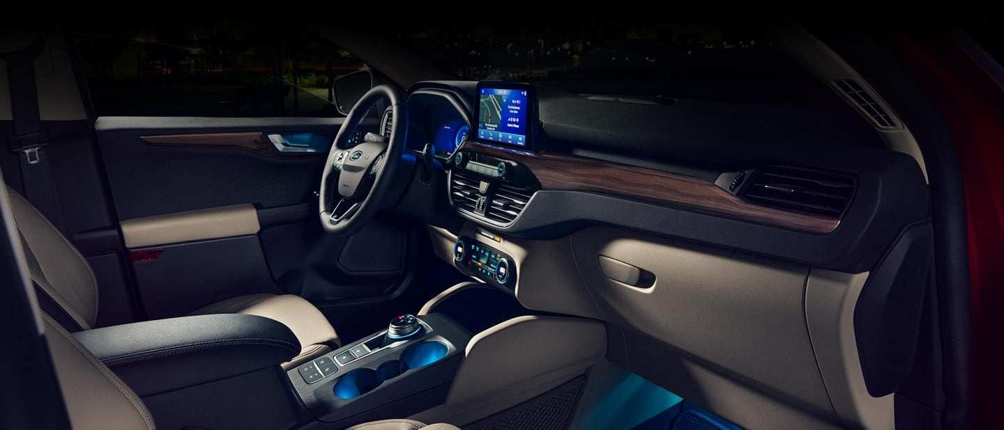 57 Best 2020 Ford Escape Interior Exterior And Interior