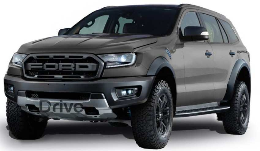 57 Best 2020 Ford Everest Spy Shoot