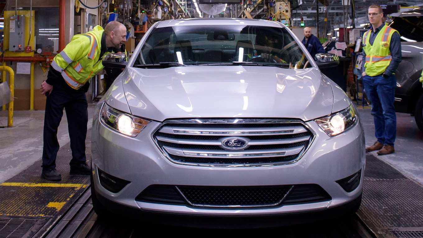 57 Best 2020 Ford Taurus Picture