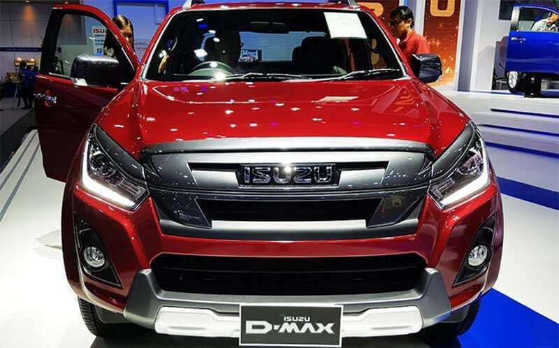 57 Best 2020 Isuzu MU X Redesign And Concept