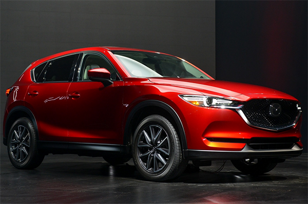 57 Best 2020 Mazda Cx 5 Grand Touring Redesign