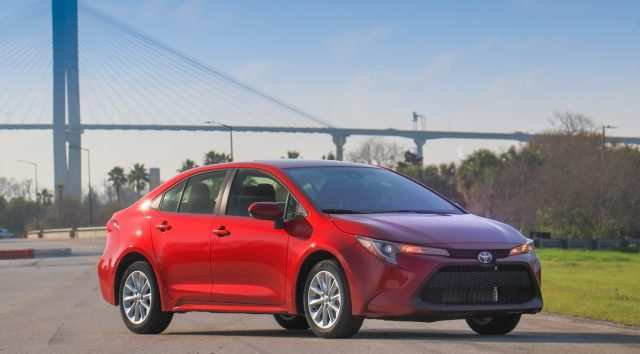 57 Best 2020 Toyota Avensis Concept