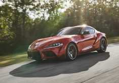 2020 Toyota Supra Vs BMW Z4