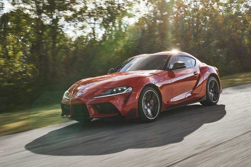 57 Best 2020 Toyota Supra Vs BMW Z4 Specs And Review