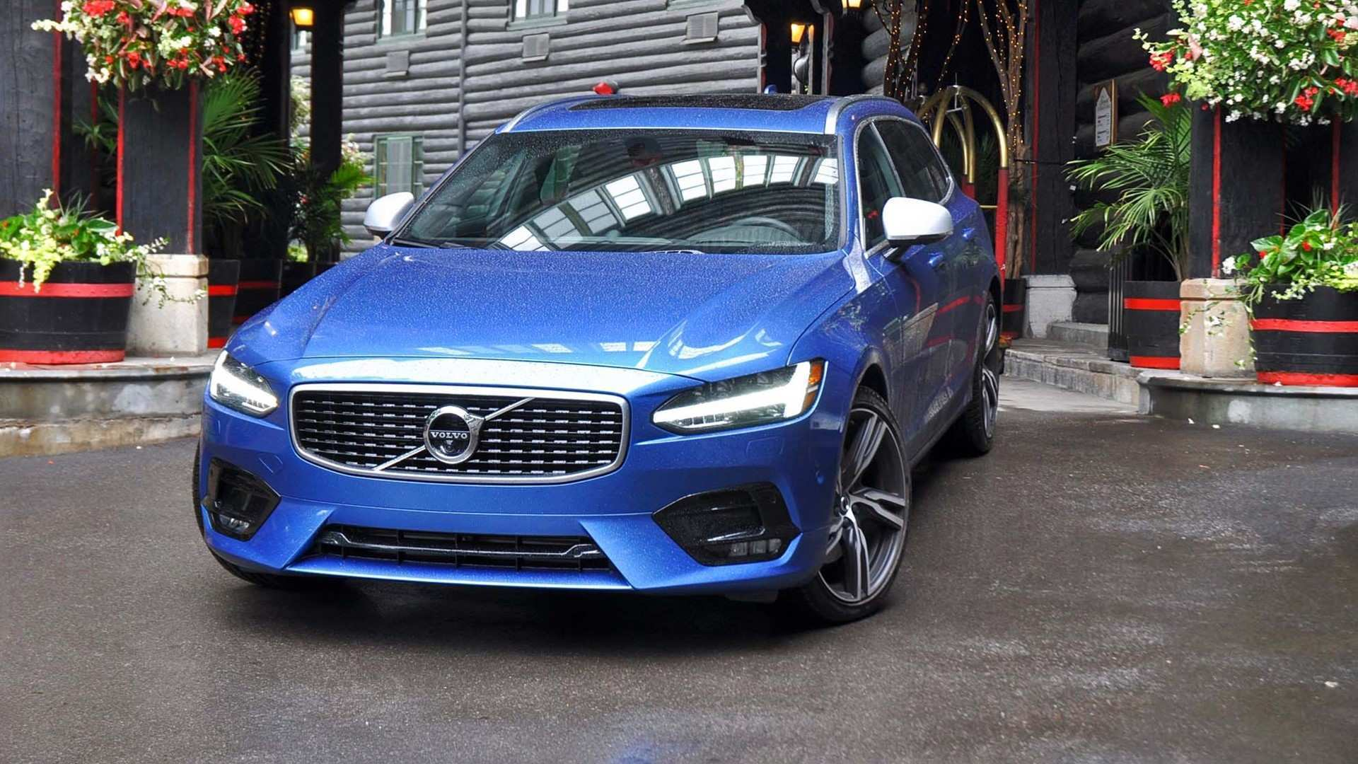 57 Best 2020 Volvo V90 Specification Exterior