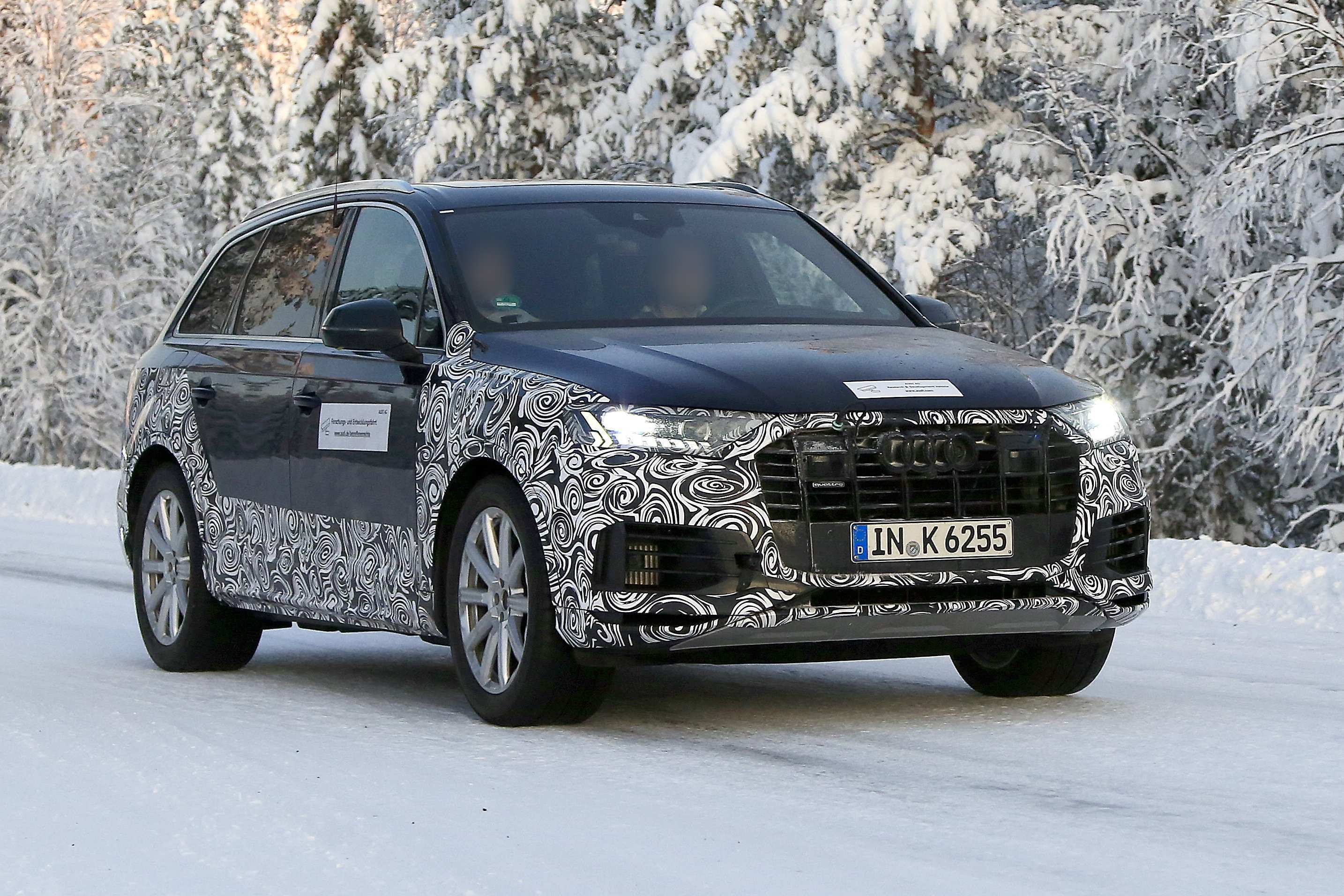 57 Best Audi Q7 2020 Facelift Concept And Review