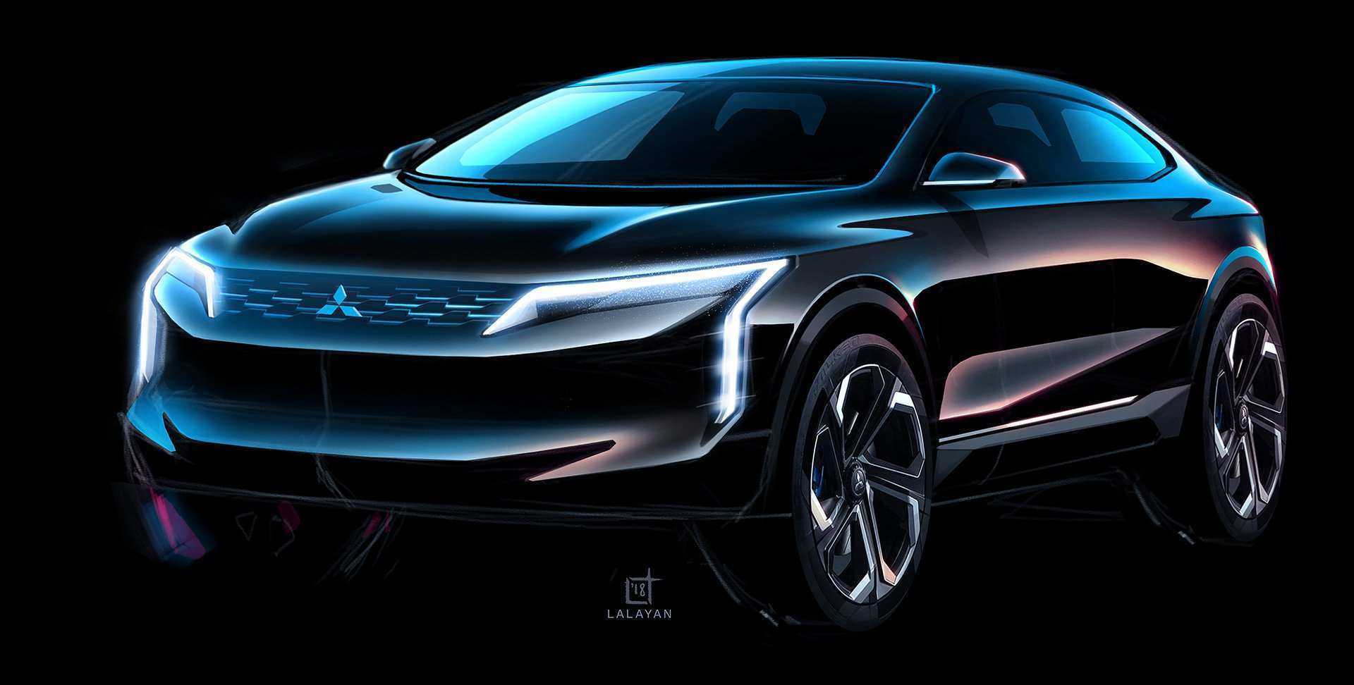 57 Best Mitsubishi Concept 2020 Specs And Review