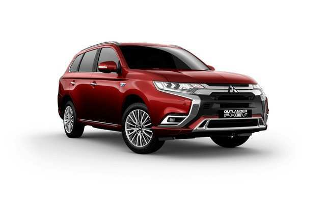 57 Best Wegenbelasting Mitsubishi Outlander Phev 2020 Exterior And Interior
