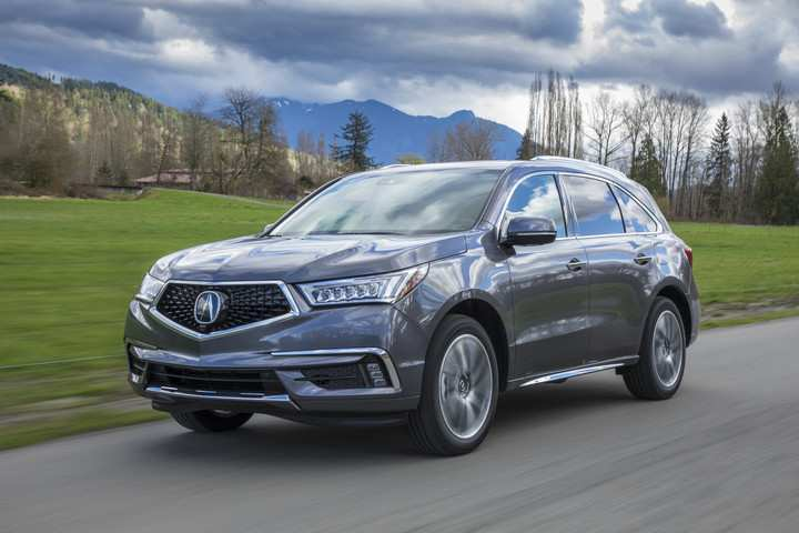 57 New 2019 Acura MDX Hybrid Picture