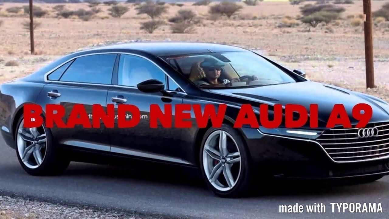 57 New 2019 All Audi A9 Speed Test
