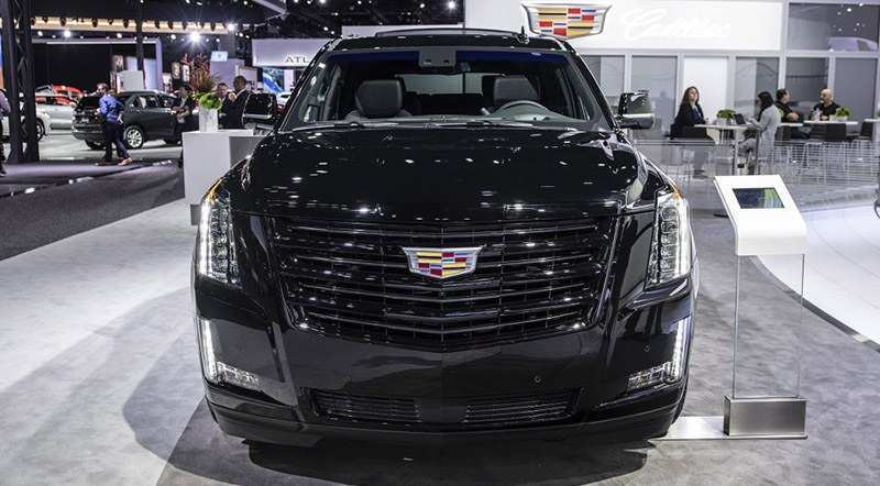 57 New 2019 Cadillac Escalade Vsport New Review