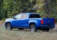 2019 Chevrolet Colorado Z72