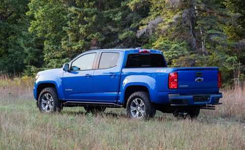 57 New 2019 Chevrolet Colorado Z72 Exterior And Interior