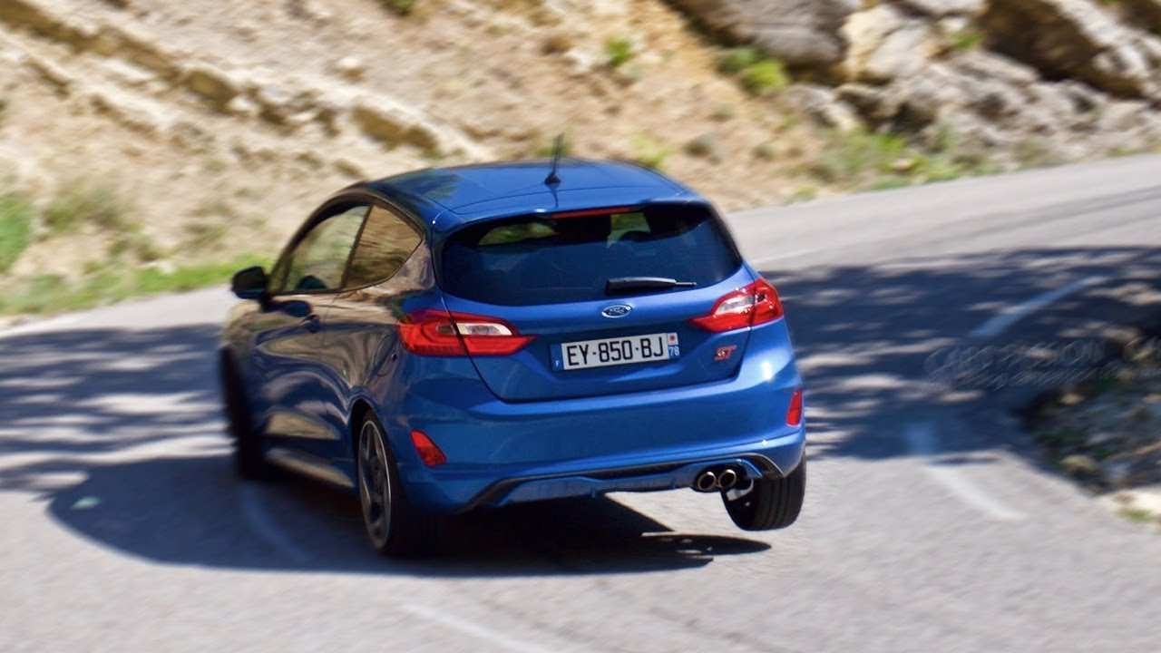 57 New 2019 Fiesta St Concept And Review