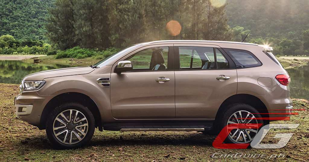 57 New 2019 Ford Everest Pricing