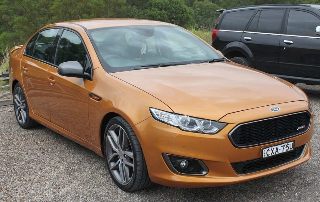 57 New 2019 Ford Falcon Gt Price Design And Review