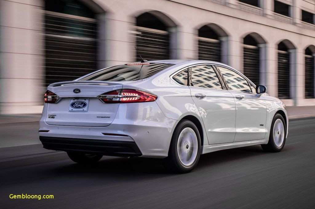 57 New 2019 Ford Taurus Spy First Drive