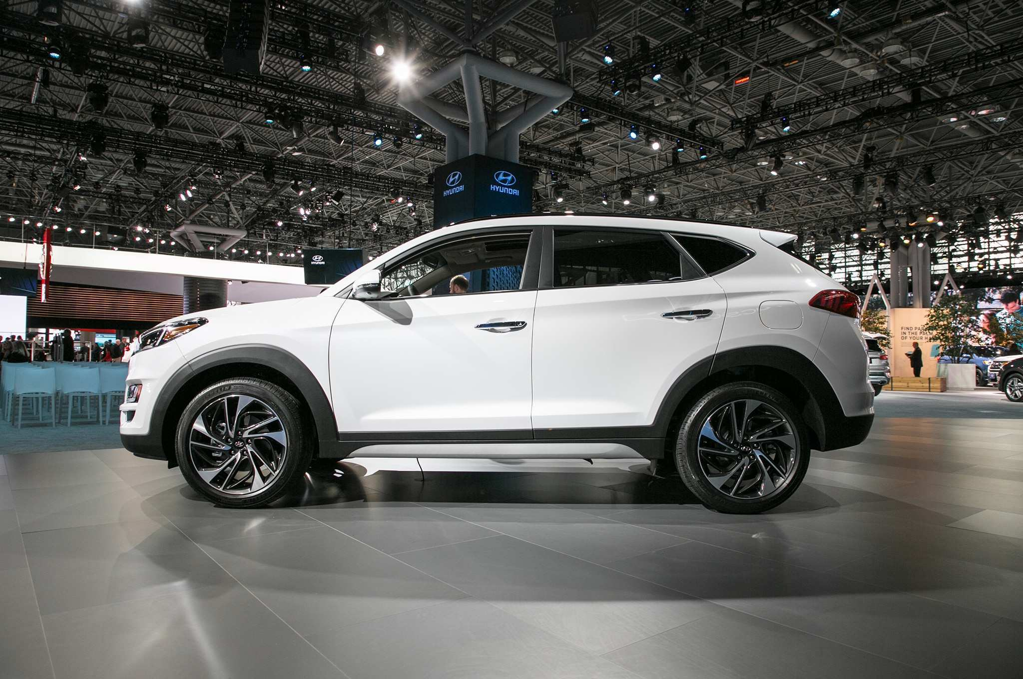 57 New 2019 Hyundai Tucson New Model And Performance