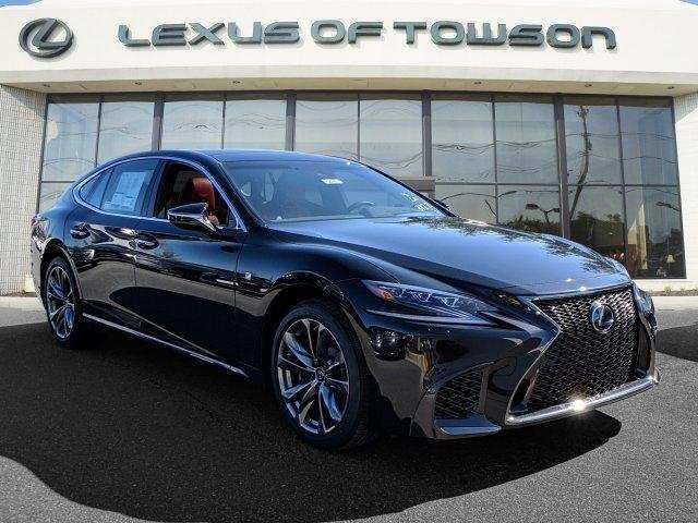 57 New 2019 Lexus LS Wallpaper