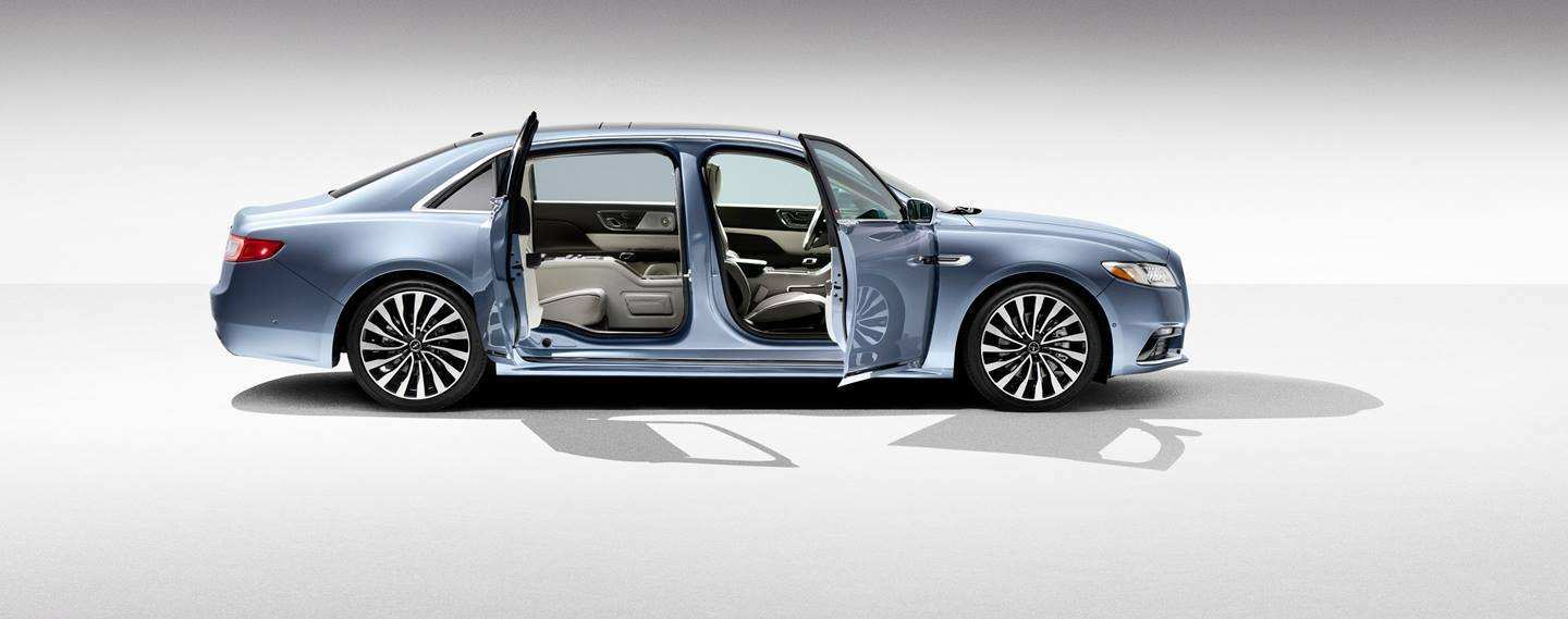 57 New 2019 Lincoln Continental History