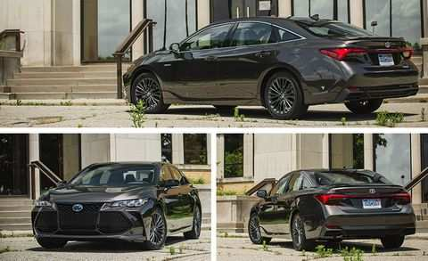57 New 2019 Toyota Avalon Hybrid Overview