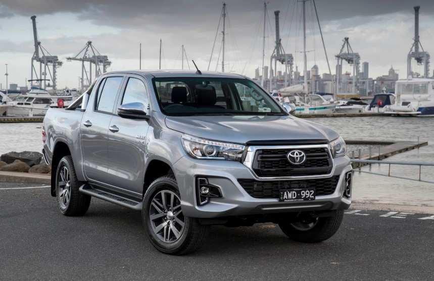 57 New 2019 Toyota Hilux Spy Shots Pricing
