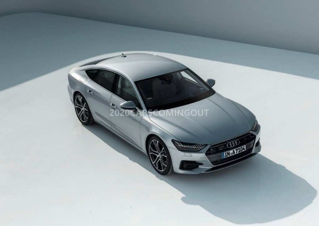 57 New 2020 Audi A7 Colors Redesign And Concept