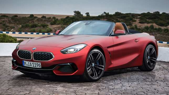 57 New 2020 BMW Z4 Roadster Picture