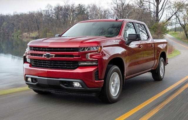 57 New 2020 Chevy Silverado Engine