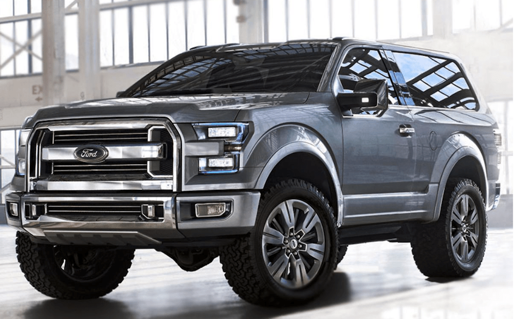 57 New 2020 Ford Bronco Review And Release Date