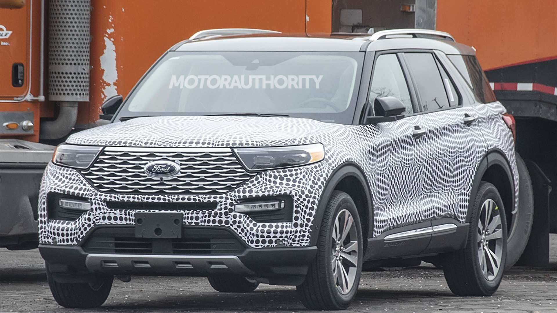 57 New 2020 Ford Flex S Engine