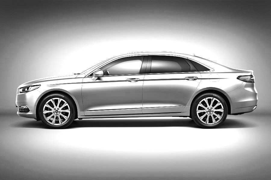 57 New 2020 Ford Taurus Release